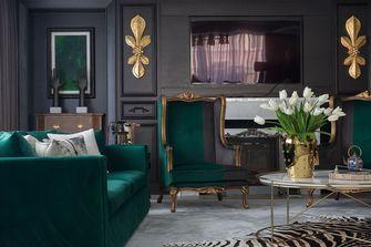 三欧式风格客厅效果图