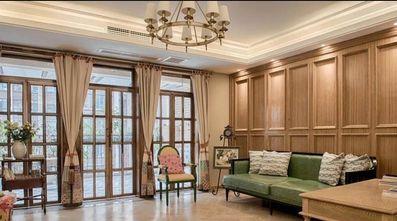 10-15万90平米法式风格客厅设计图