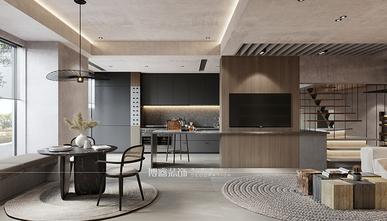 豪华型140平米别墅工业风风格客厅设计图