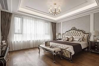 130平米三欧式风格卧室设计图