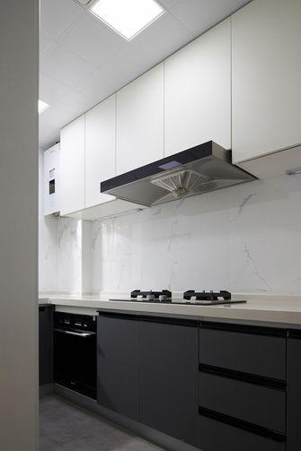 90平米现代简约风格厨房欣赏图