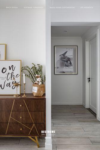 豪华型130平米三室两厅北欧风格走廊图