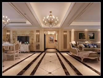 90平米别墅欧式风格走廊图片