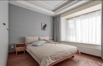 豪华型120平米三北欧风格卧室设计图