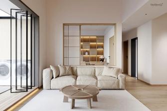 豪华型130平米三日式风格客厅图片大全