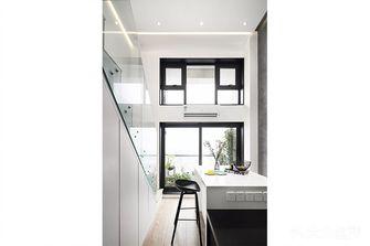 经济型60平米公寓现代简约风格餐厅图片大全