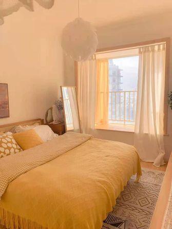 5-10万70平米日式风格卧室效果图