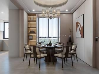 豪华型140平米四室五厅混搭风格餐厅装修案例