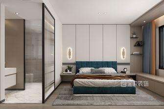 15-20万130平米四现代简约风格卧室效果图