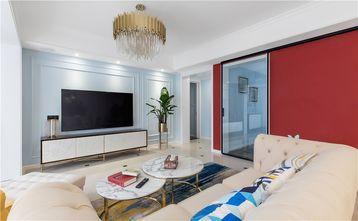 10-15万140平米四室两厅美式风格客厅欣赏图