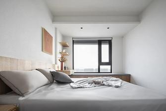 富裕型80平米三室三厅北欧风格卧室效果图