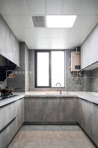 140平米中式风格厨房装修效果图