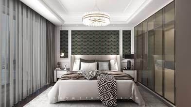 3万以下140平米三室一厅轻奢风格卧室设计图