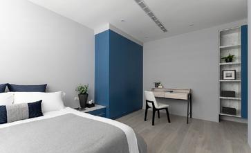 5-10万140平米四工业风风格卧室装修效果图