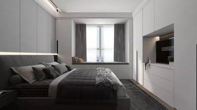 富裕型140平米现代简约风格卧室装修图片大全