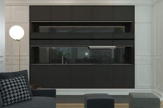 富裕型110平米三美式风格厨房装修效果图