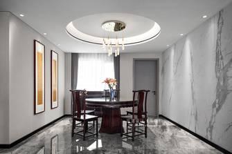 20万以上140平米三室三厅中式风格餐厅装修案例