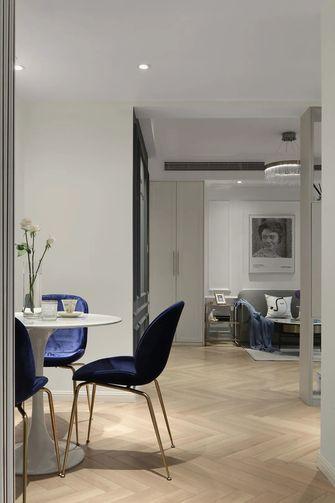 70平米欧式风格餐厅欣赏图