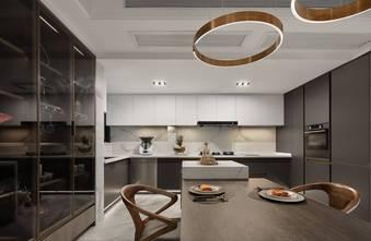15-20万140平米现代简约风格厨房图