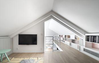 20万以上110平米复式北欧风格客厅装修图片大全