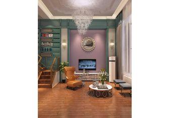 5-10万140平米三室两厅美式风格客厅装修图片大全