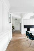 120平米混搭风格走廊装修案例
