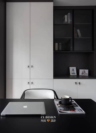 20万以上140平米四现代简约风格书房图片大全