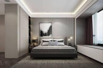 豪华型140平米三室两厅现代简约风格卧室装修案例
