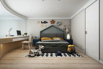 富裕型130平米三现代简约风格卧室图片