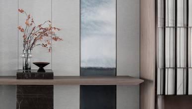 豪华型140平米四室三厅中式风格玄关效果图