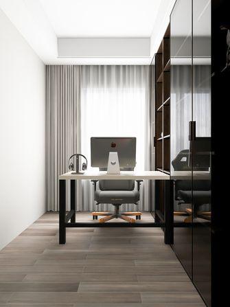 120平米三室两厅中式风格影音室效果图