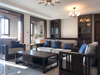富裕型130平米三室一厅新古典风格客厅图片大全