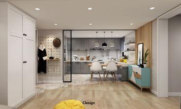 豪华型120平米三室两厅现代简约风格餐厅装修效果图