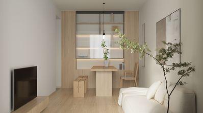 20万以上50平米公寓日式风格客厅装修案例