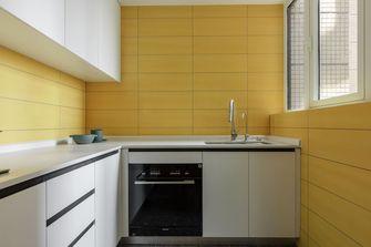 豪华型140平米三室两厅混搭风格厨房图片大全