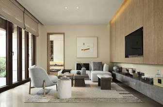 经济型120平米三室一厅东南亚风格客厅设计图