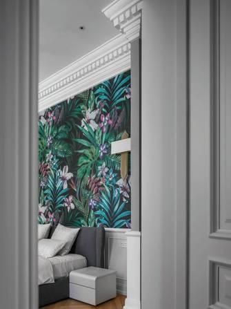 20万以上140平米四室两厅英伦风格卧室装修效果图
