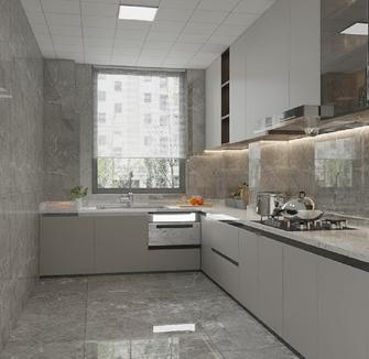 20万以上140平米四室三厅中式风格厨房图