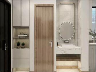 经济型60平米一室一厅现代简约风格卫生间图片大全