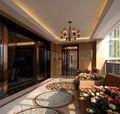 豪华型120平米别墅新古典风格阳台效果图