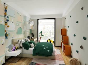 20万以上140平米四室两厅现代简约风格青少年房图片
