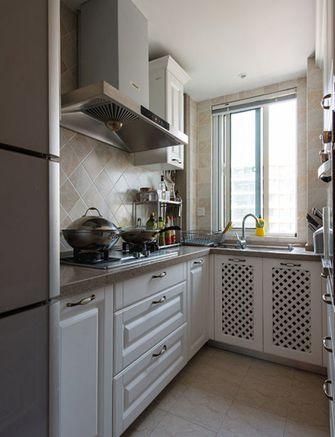 15-20万80平米三法式风格厨房图片大全