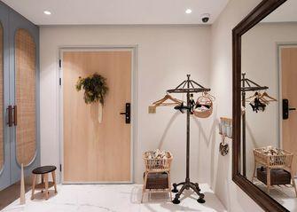 经济型140平米三室两厅现代简约风格玄关效果图