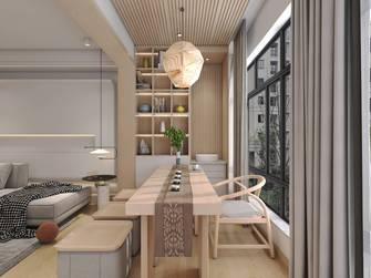 15-20万120平米三室两厅日式风格阳台设计图