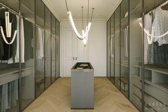 豪华型140平米复式法式风格衣帽间图片