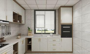 豪华型120平米三中式风格厨房图片大全