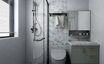 3-5万80平米欧式风格卫生间装修效果图