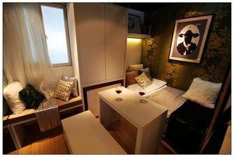 经济型30平米以下超小户型现代简约风格卧室装修效果图