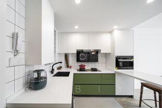 5-10万50平米小户型北欧风格厨房图片