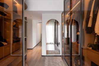 豪华型100平米三室两厅现代简约风格衣帽间欣赏图